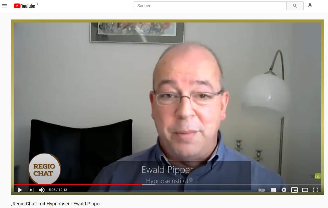 Ewald Pipper Hypnose Bremen