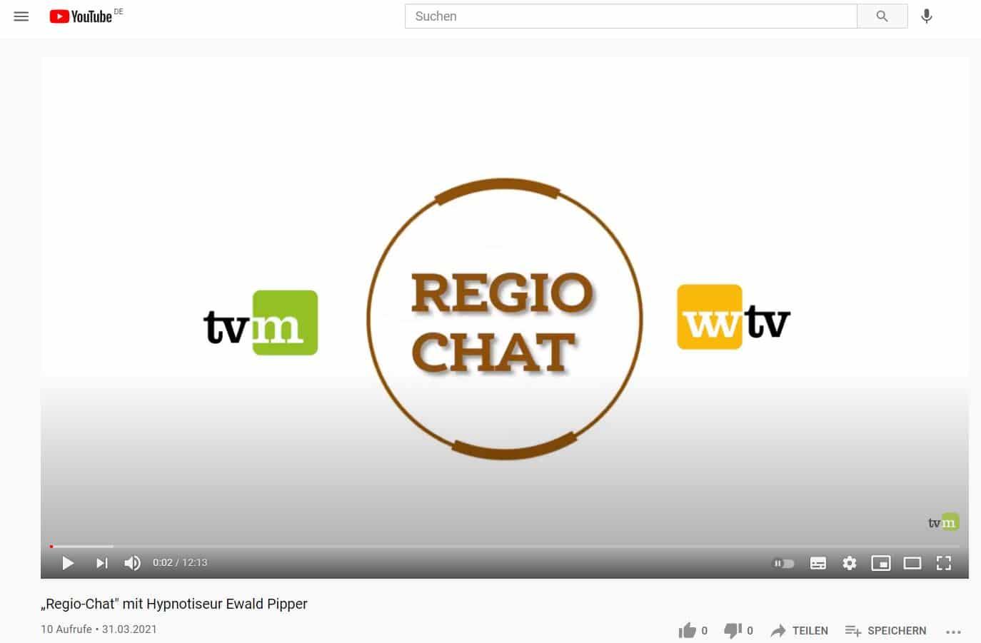 TV Mittelrhein Regio Chat